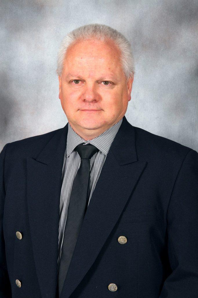Colonel Johan Coetzer
