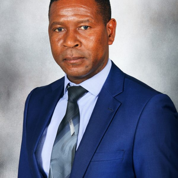 Major General Mulungisa Sitshongaye